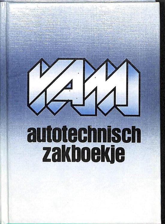 Autotechnisch zakboekje - Vam | Fthsonline.com
