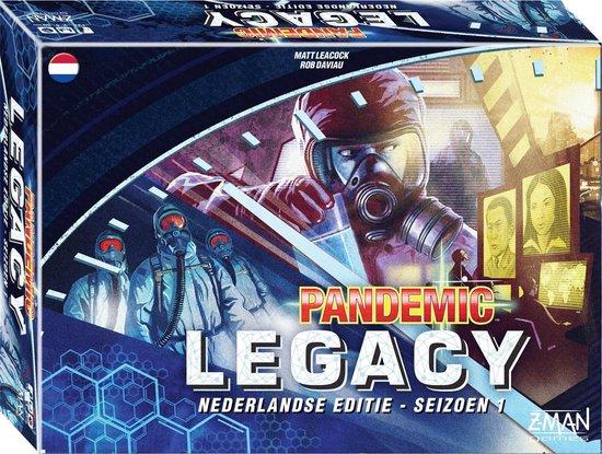 Afbeelding van Pandemic Legacy Blue - Bordspel