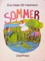 Boek cover Sommer van Eva-Maria Ott-Heidmann