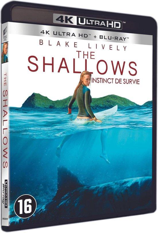 The Shallows (4K Ultra HD Blu-ray) - Film