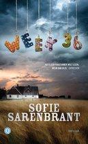 Boek cover Week 36 van Sofie Sarenbrant
