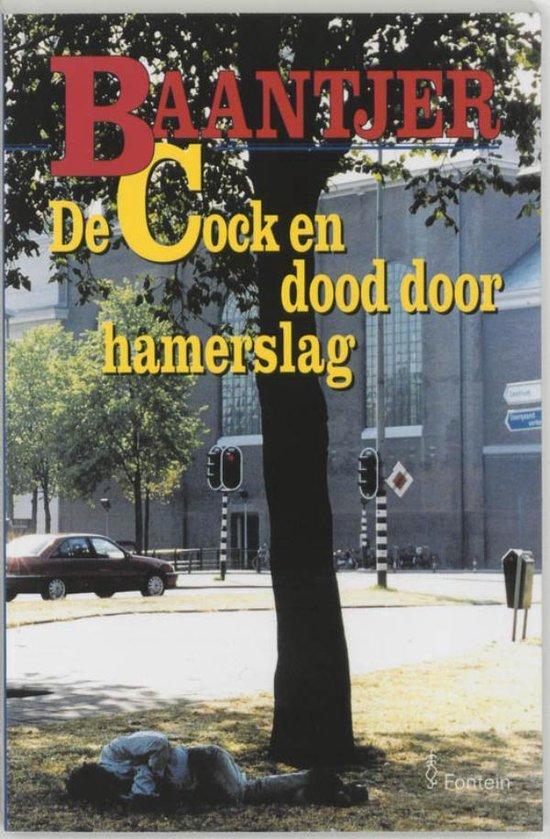 Baantjer 53 - De Cock en dood door hamerslag - A.C. Baantjer |