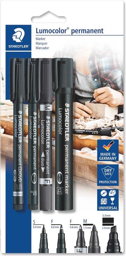LC permanent marker set (310-318-348-350)