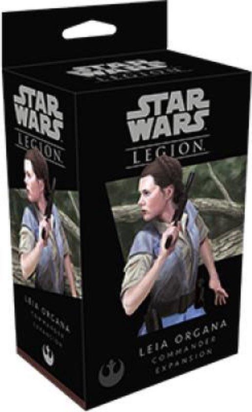 Thumbnail van een extra afbeelding van het spel Star Wars Legion: Leia Organa Commander Expansion
