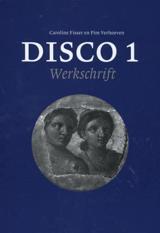 Disco 1 - Caroline Fisser | Readingchampions.org.uk