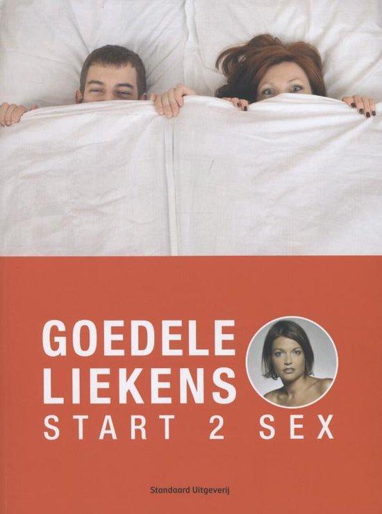 Cover van het boek 'Start to sex'