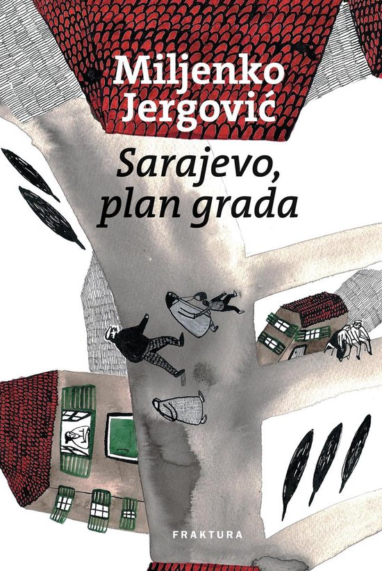 Sarajevo, plan grada - knjiga prva