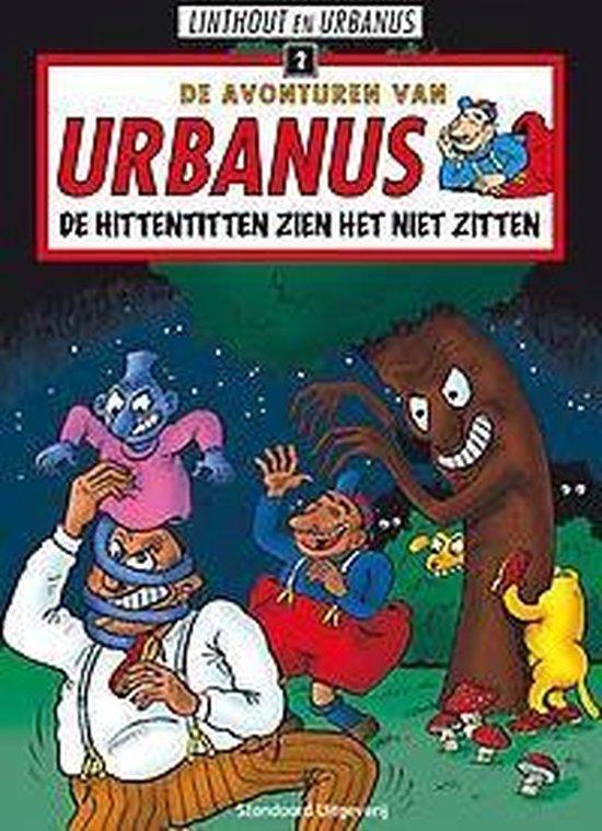 Cover van het boek 'De Hittentitten'