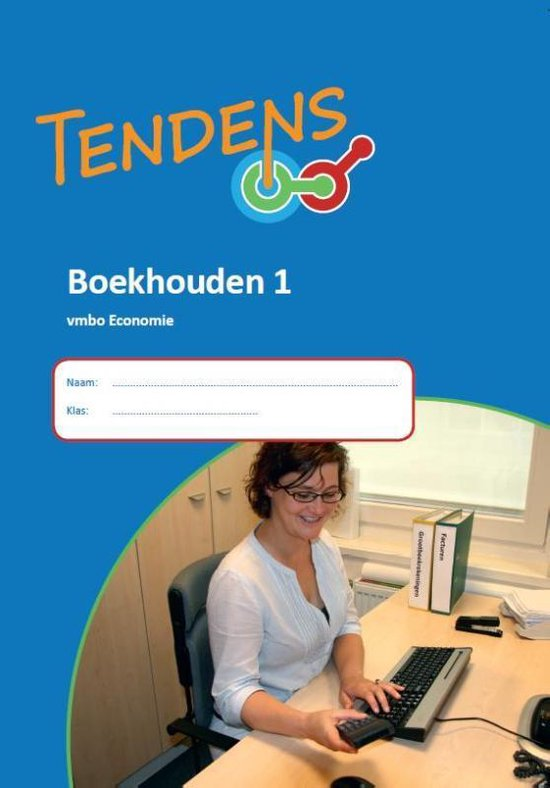 Tendens edu4all Boekhouden 1 - Hans Kamerbeek | Readingchampions.org.uk