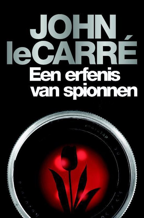 Een Erfenis van spionnen - John le Carré  