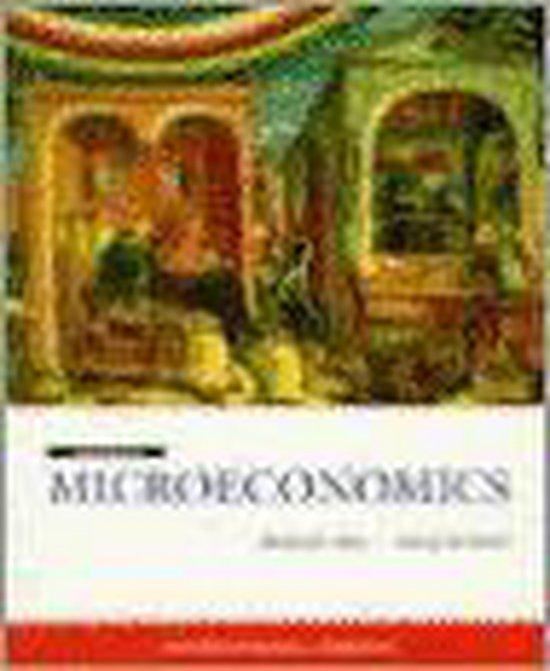 Boek cover Microeconomics van Wyn Morgan (Paperback)
