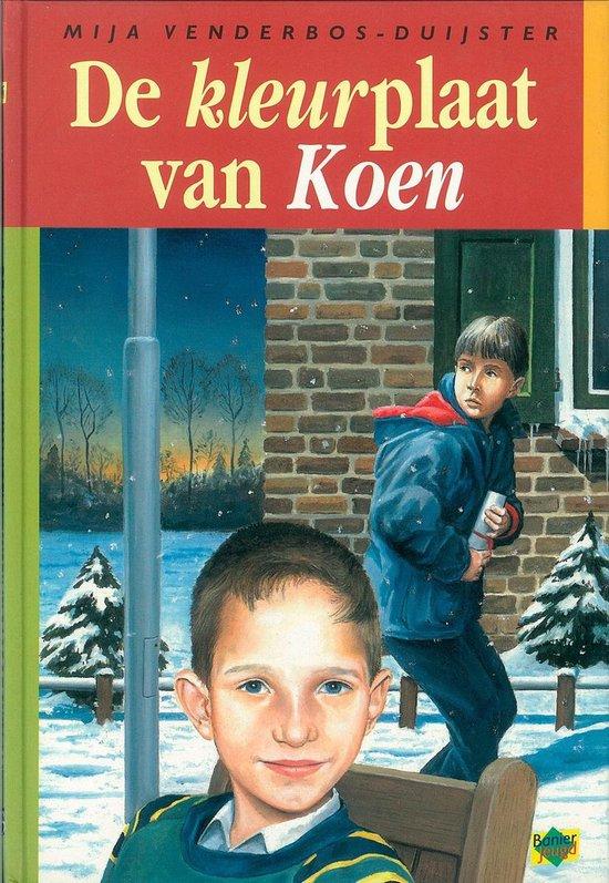 De kleurplaat van Koen - Mija Venderbos- Duijster |