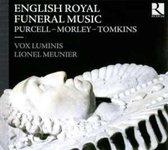 English Royal Funeral Music