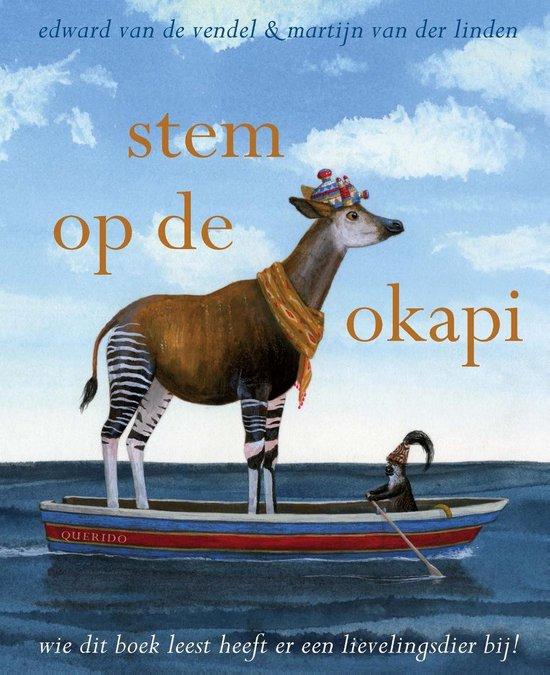 Stem op de okapi - Edward van de Vendel   Readingchampions.org.uk
