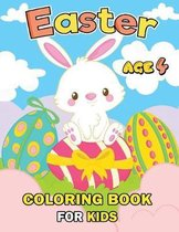 Easter Coloring Books for Kids Age 4