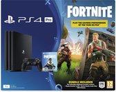 PS4 Pro 1TB Black + Fortnite Pack