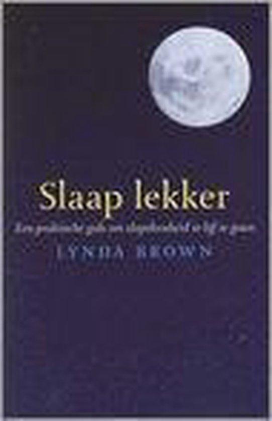 Slaap Lekker - Lynda Brown  