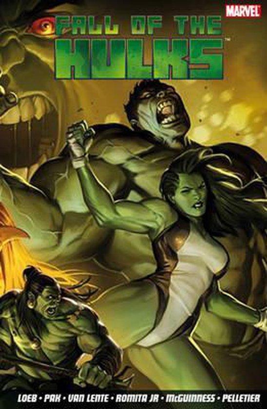 Fall Of The Hulks Vol.2