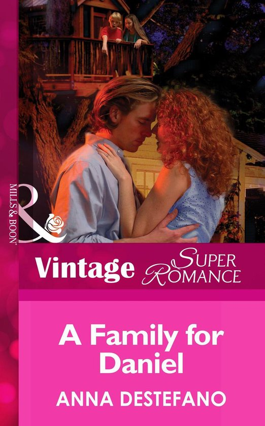 A Family for Daniel (Mills & Boon Vintage Superromance) (You, Me & the Kids - Book 11)