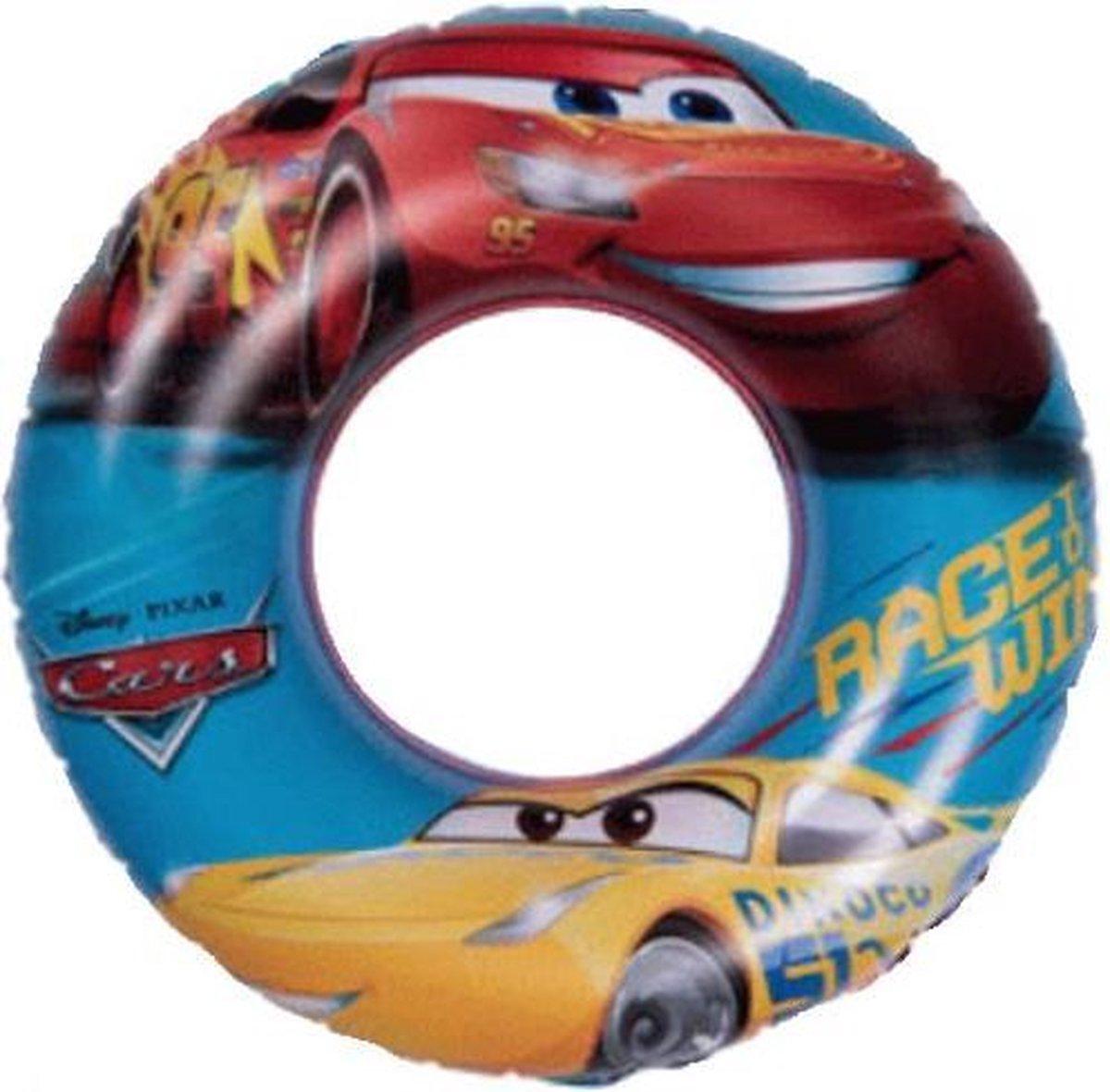 Cars zwemring - zwemband 51 cm