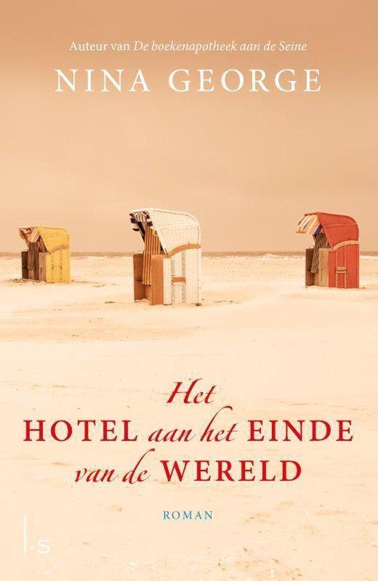 Het hotel aan het einde van de wereld - Nina George |