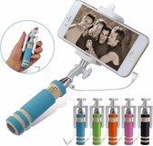 Selfie stick voor Smartphone - licht gewicht voor Samsung/iPhone/HTC/Apple