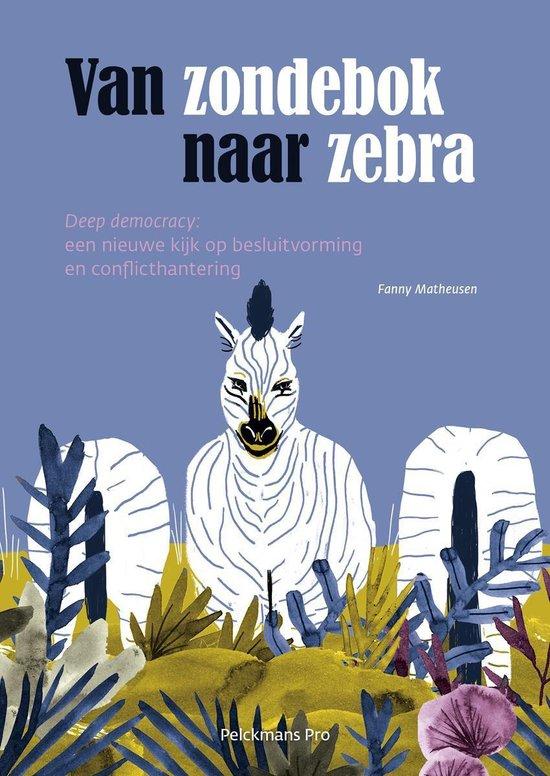 Van zondebok naar zebra - Fanny Matheusen |