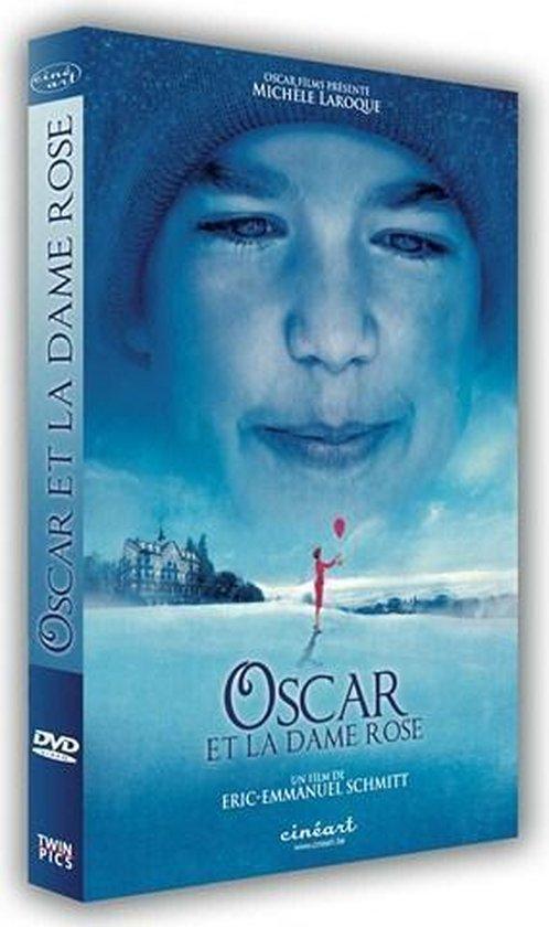 Cover van de film 'Oscar Et La Dame Rose'