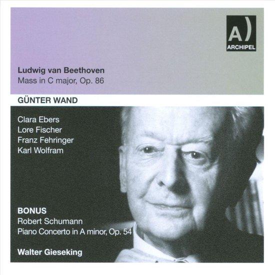 Beethoven: Mass In C Major Op. 86