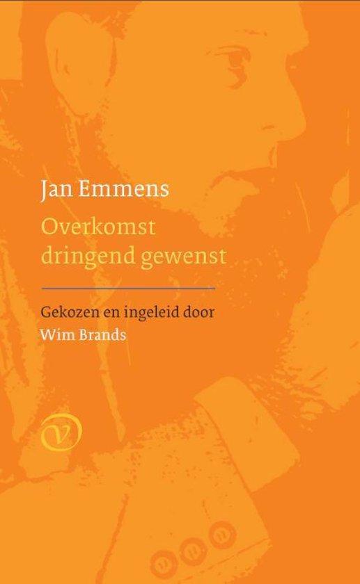 Overkomst dringend gewenst - Jan Emmens  