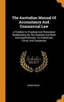 The Australian Manual of Accountancy and Commercial Law
