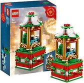 LEGO Kerst 40293 - Christmas Carousel