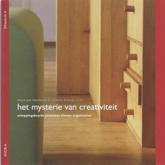 Het mysterie van creativiteit + CD - Henk Jan Hoefman pdf epub