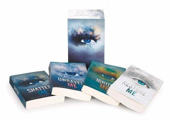 Boek cover Shatter Me Series 4-Book Box Set van Tahereh Mafi (Onbekend)