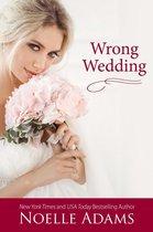 Omslag Wrong Wedding