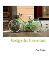 Apologie Des Christentums
