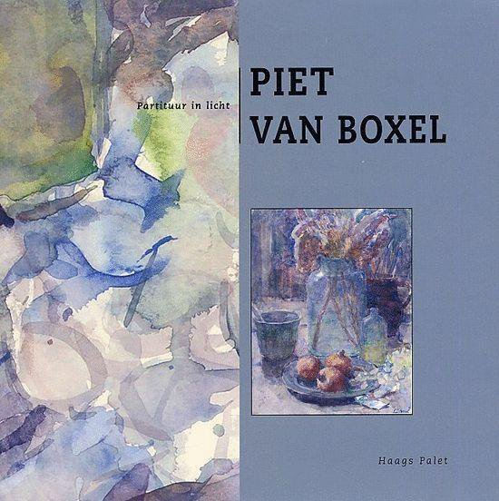 Boek cover Piet Van Boxel van Gerda J. van Ham (Hardcover)