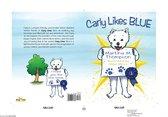 Carly Likes Blue