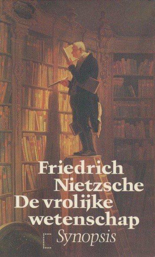 De vrolijke wetenschap - Friedrich Nietzsche | Fthsonline.com