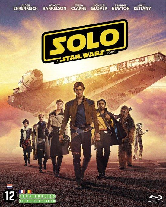 Solo: A Star Wars Story (Blu-ray) - Movie