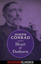 Boek cover Heart of Darkness (Diversion Classics) van Joseph Conrad