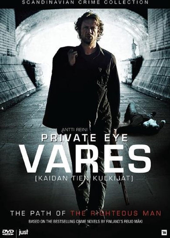 Cover van de film 'Private Eye Vares - The Path Of The Righteous Man'