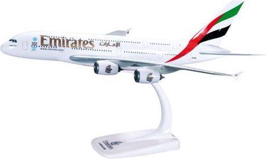 Afbeelding van Herpa Airbus vliegtuig Emirates- A380-800 speelgoed