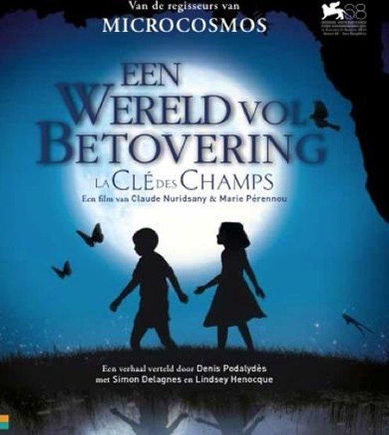 Cover van de film 'Een Wereld Vol Betovering'