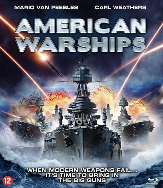 Cover van de film 'American Warships'