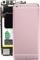 Let op type!! For Vivo X7 Battery Back Cover(Rose Gold)
