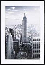 Fotolijst - Henzo - Manhattan - Fotomaat 40x50 - Zwart