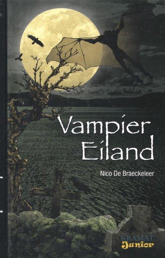 Vampier eiland - Nico de Braeckeleer |