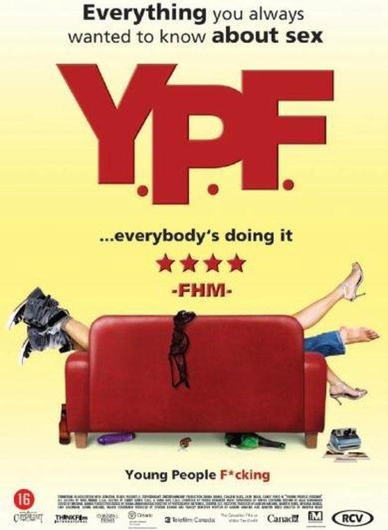 Cover van de film 'Ypf'