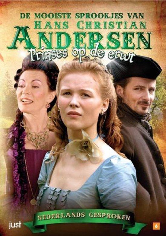 Cover van de film 'Princes Op De Erwt'